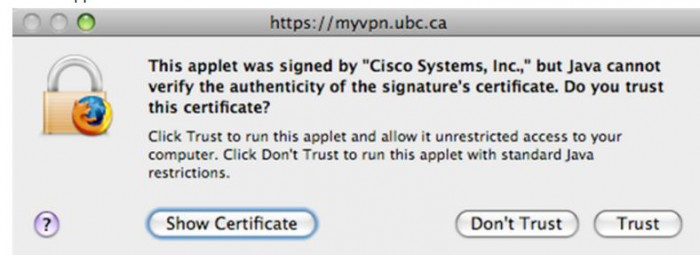 Apple Certificate