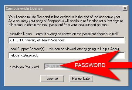 respondus-license